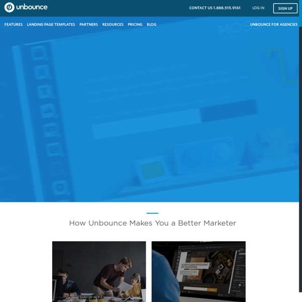 Landing Pages: Build Publish & Test Without I.T.