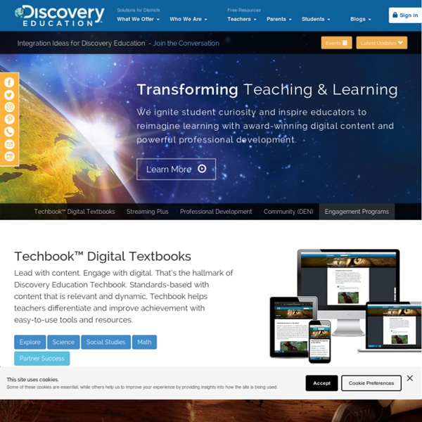 assignments discovery ed communities