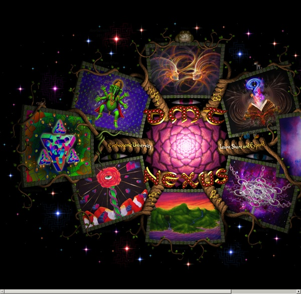 Welcome to the DMT-Nexus
