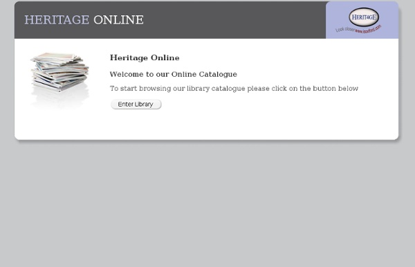 Sparsholt Library Catalogue