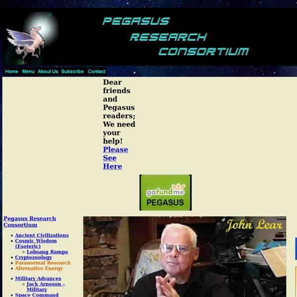 Pegasus Research Consortium
