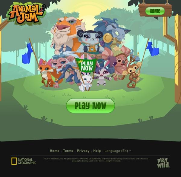 Animal Jam - Animal Jam - Meet friends, adopt pets, and play wild!
