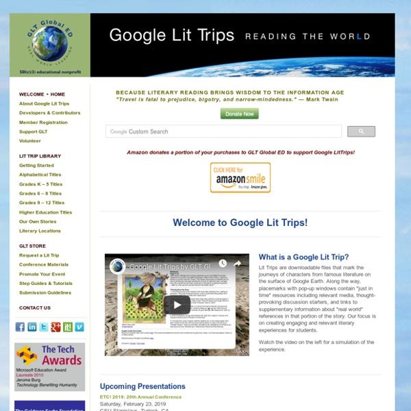 Http://www.GoogleLitTrips.com