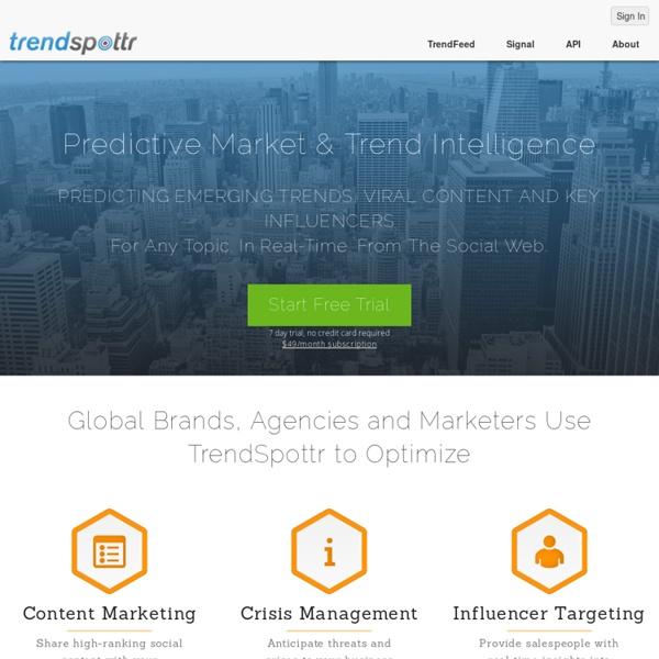 TrendSpottr
