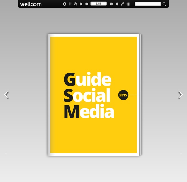 Guide Social Media 2015