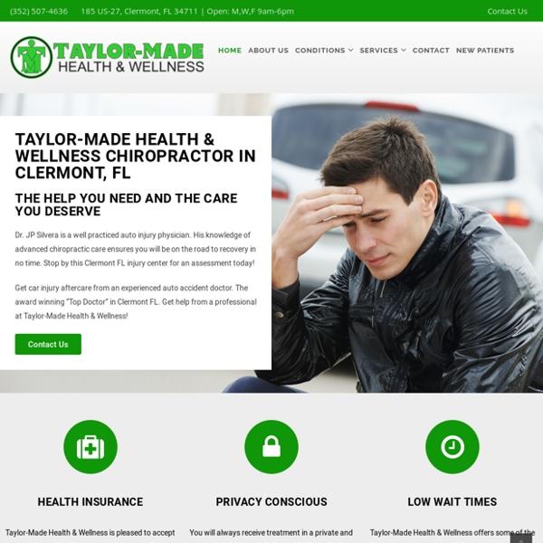 Injury Doctor Clermont FL