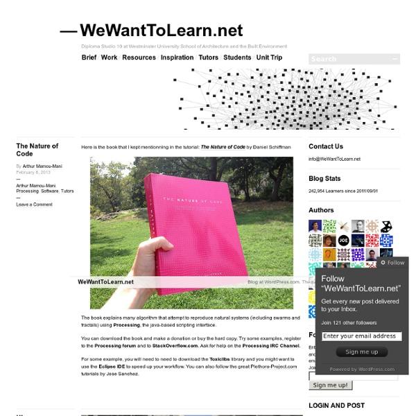 WeWantToLearn.net