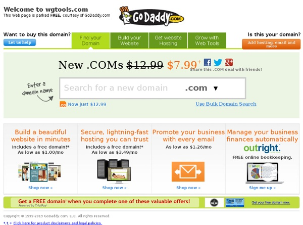 WGTools.com
