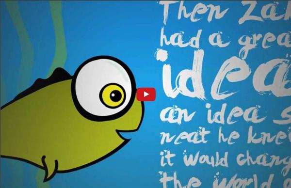 Courte vidéo expliquant ce qu'est le crowdsourcing