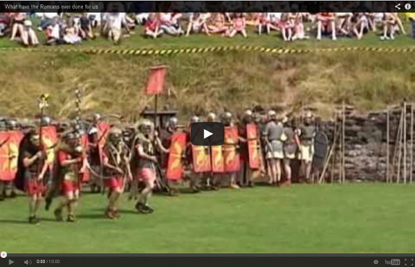 why was the roman army so successful essay