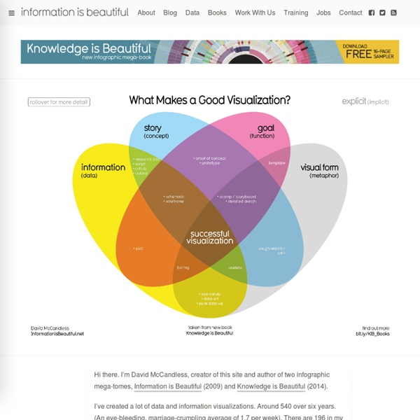 What Makes A Good Data Visualization?