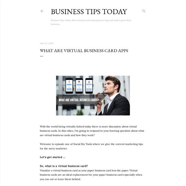 Virtual business card outlook Digital Business Card Realtor