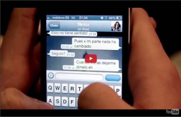 Yo tb tq, o como el whatsapp daña las relaciones