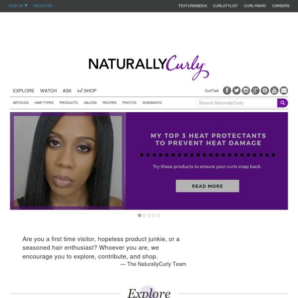 NaturallyCurly.com - NaturallyCurly.com
