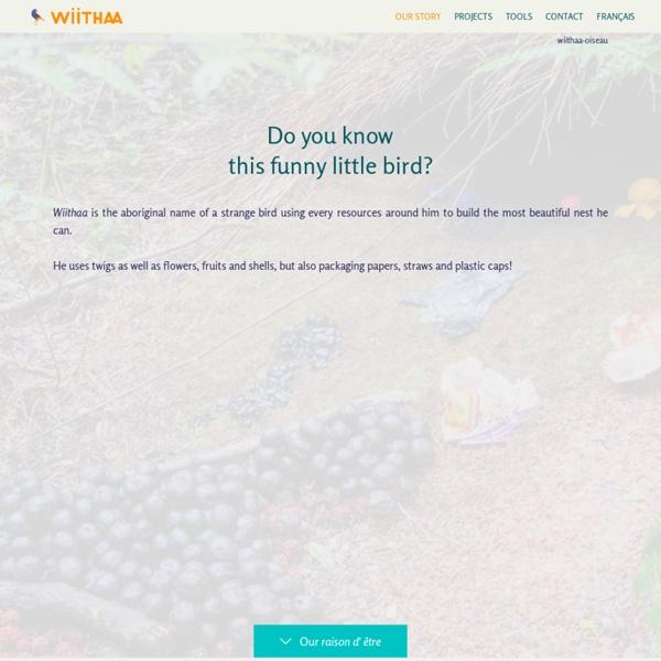 Wiithaa le réseau de l'upcycling