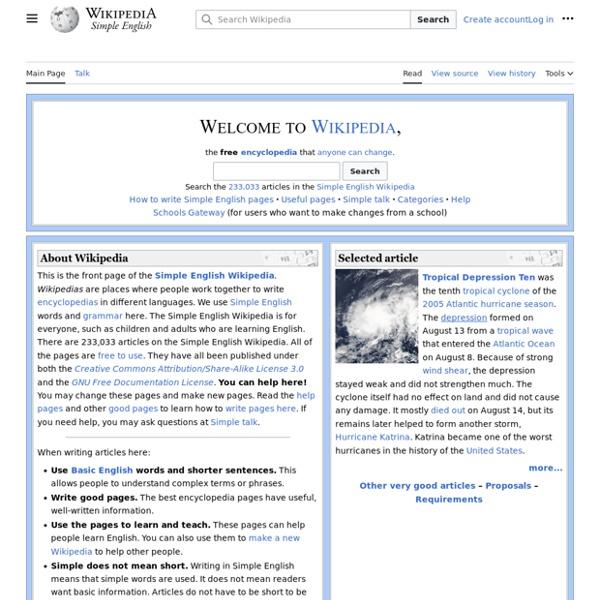 Simple Wikipedia