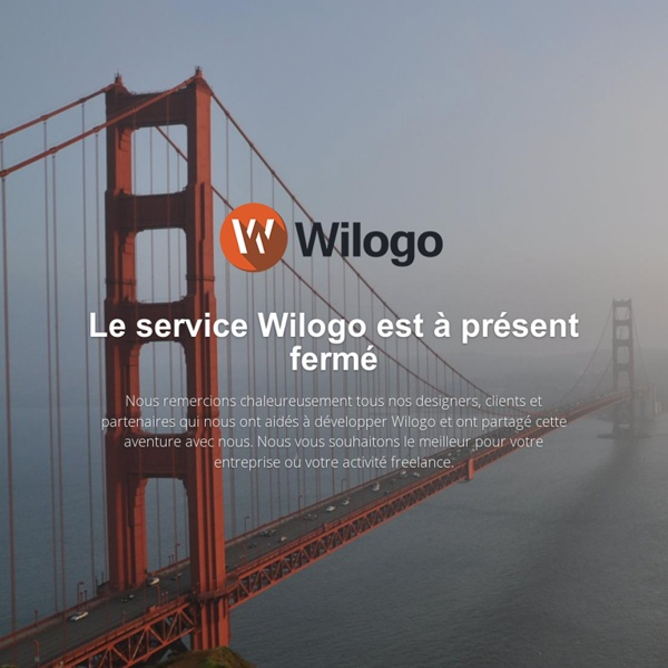 Wilogo : Creation de logo pour votre entreprise - Création de logo