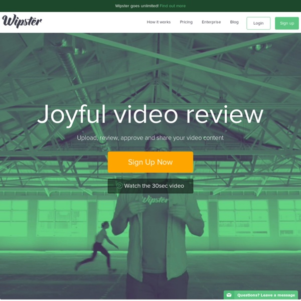 Video Review and Approval - Free