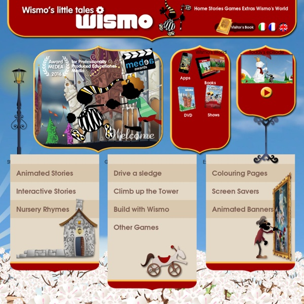 Wismo - stories - games