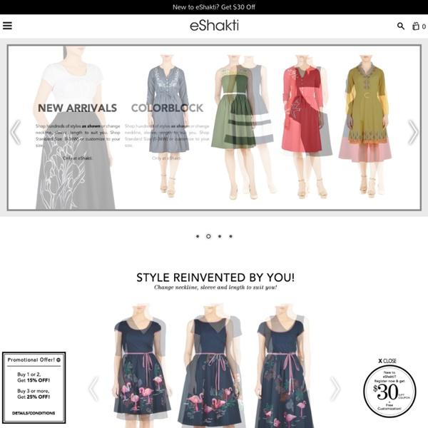 Custom Dresses Online