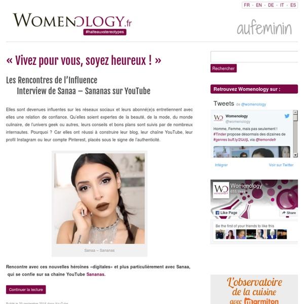Womenology - Gender marketing lab