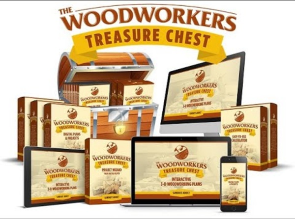 Woodworkers Treasure Chest Review - YouTube