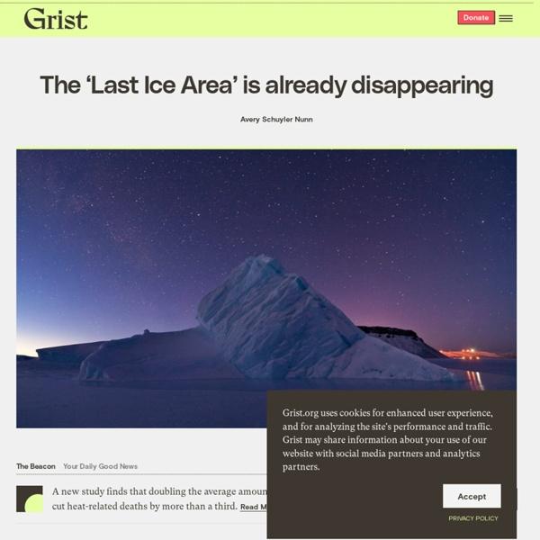 Environmental News, Commentary, Advice