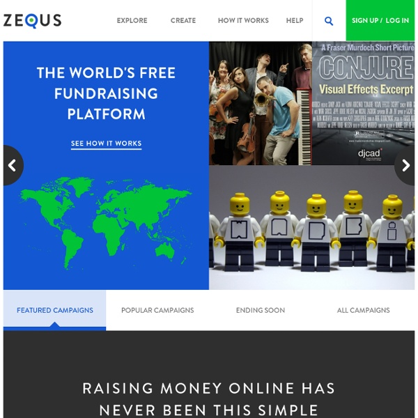 PleaseFund.Us, A Crowdfunding Platform For All Your Ideas