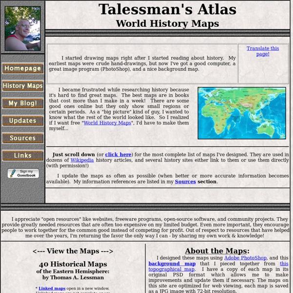 World history maps by thomas lessman pearltrees world history maps by thomas lessman gumiabroncs Images