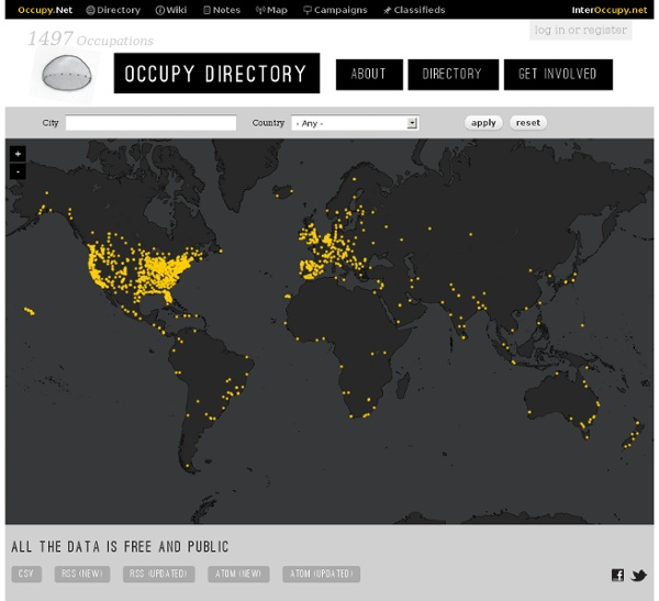 Occupy Directory