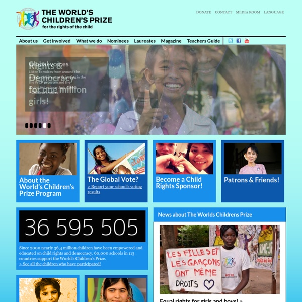 World's Children's Prize - Hem