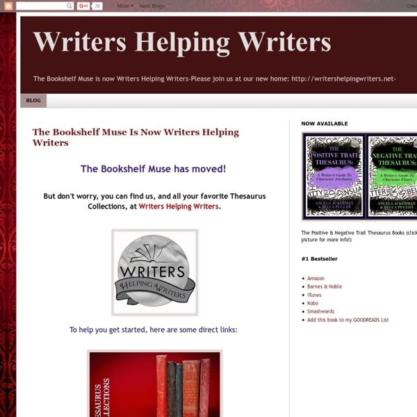 Writing Thesauruses v1