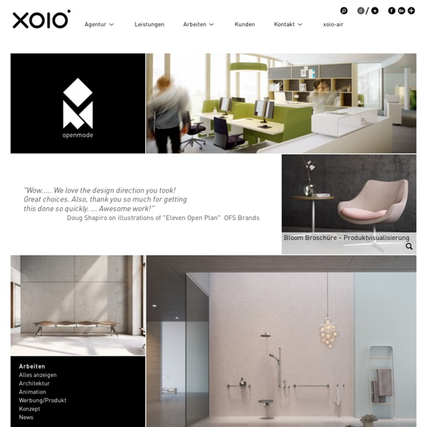 Xoio.de - architekturvisualisierung, animation, illustration