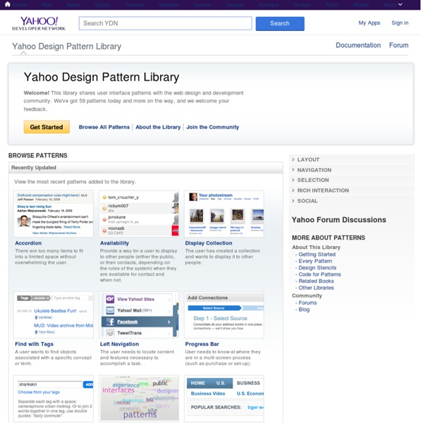 Design Pattern Library