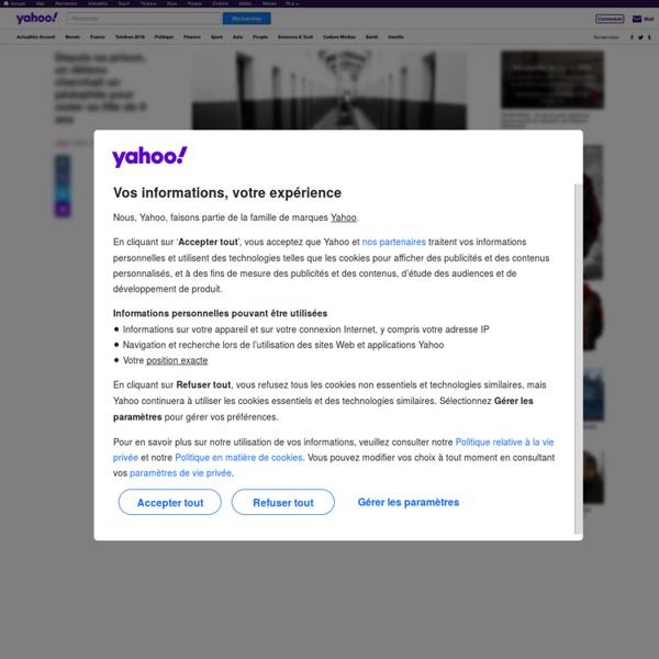 Yahoo! Actualités Québec