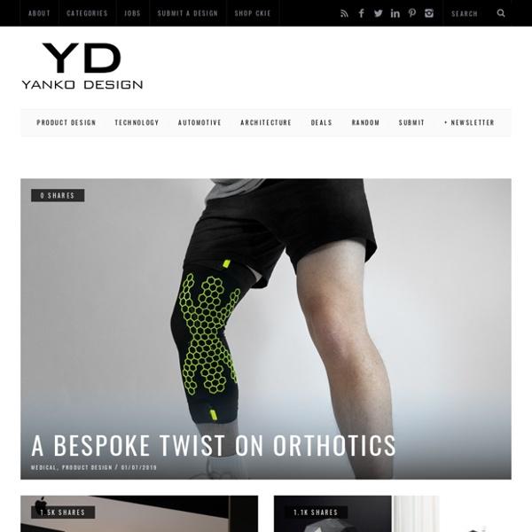 Yanko Design - Modern Industrial Design News