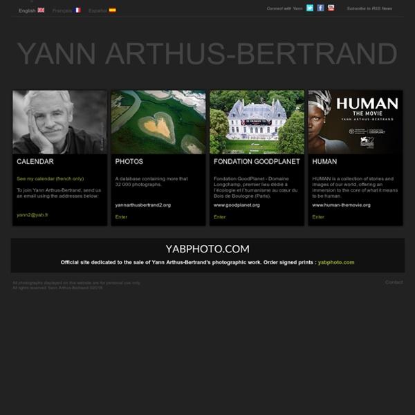 YANN ARTHUS-BERTRAND.ORG