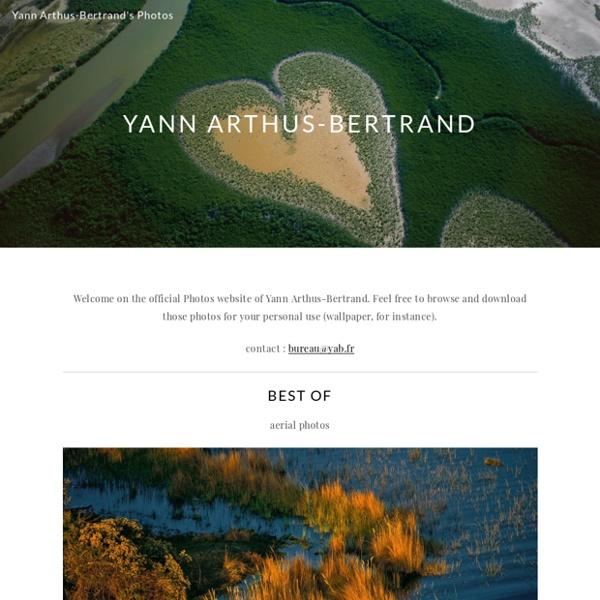 YannArthusBertrand2.org - Fonds d'écran gratuits à télécharger