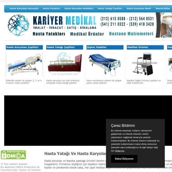 Hasta Karyolası ve Hasta Yatağı (Satılık, Kiralık, Fiyatı)