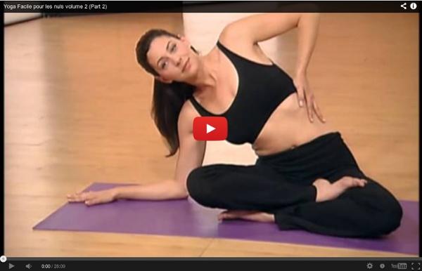 Yoga Facile pour les nuls volume 2 (Part 2)