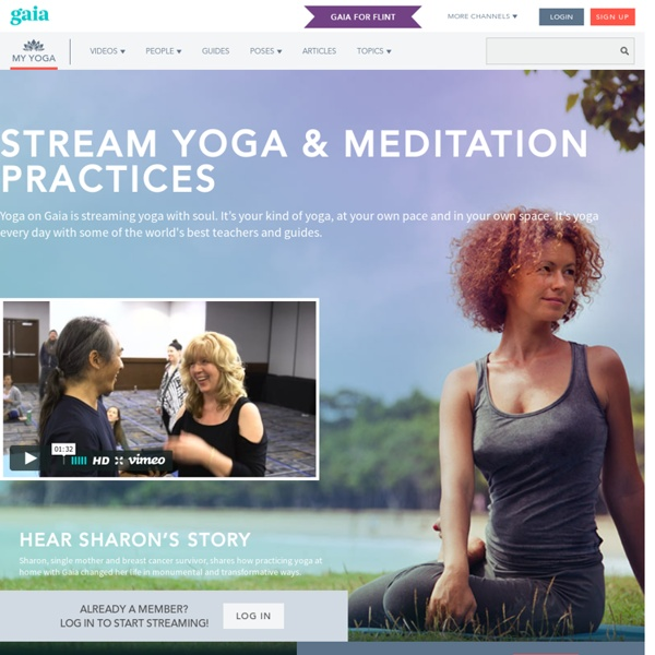My Yoga Online: Yoga Videos, Yoga Classes, Yoga Downloads