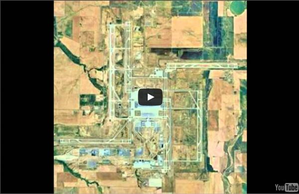 Aéroport de DENVER fresques macabres(partie 1 de 2) par///BBK 1 .mpg