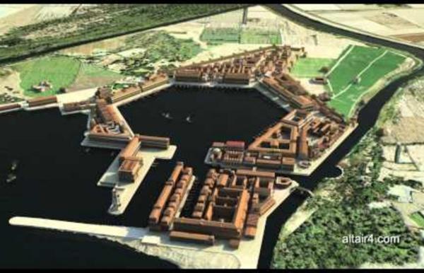 Ostia antica e porto di Traiano