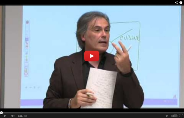 Mind mapping, conférence au Cned 1/2
