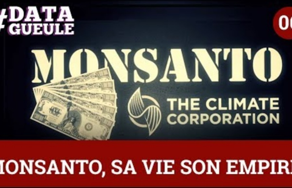 Monsanto, sa vie son empire #DATAGUEULE 6