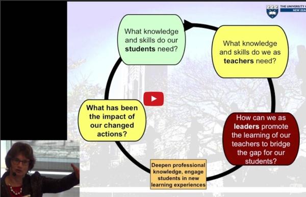 Det professionella lärandets inneboende kraft; Helen Timperley. Del 4