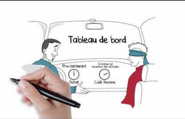 """Vidéo """"Le Tableau de Bord"""" CROEC Normandie"""