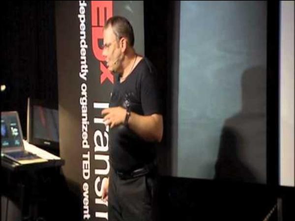 TEDxTransmedia - Jeff Gomez - DAREtoCHANGE