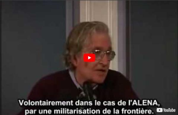 Noam Chomsky sur la mondialisation VOSTFR