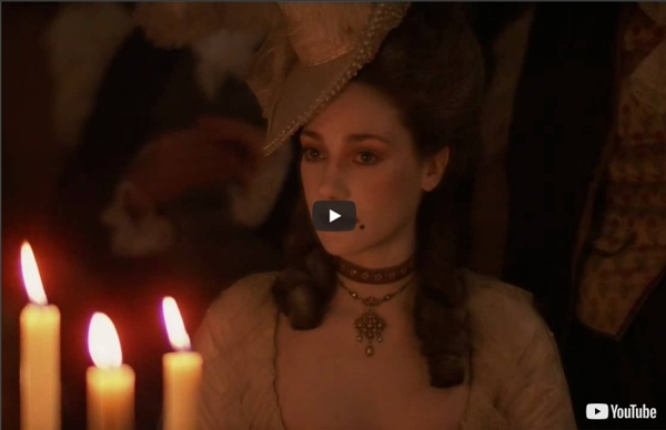 Barry Lyndon - Jeu - Franz Schubert